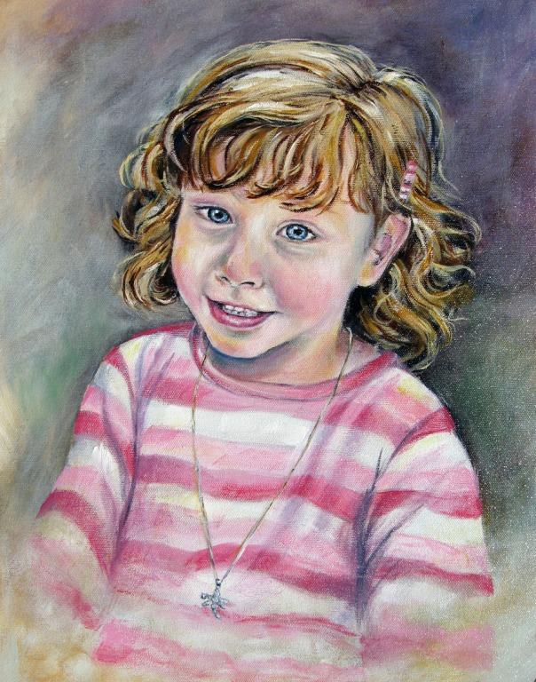 little girl amy
