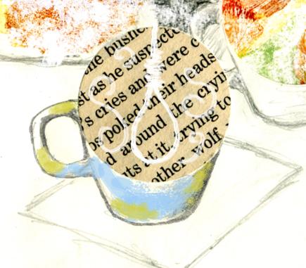 Pip has Tea