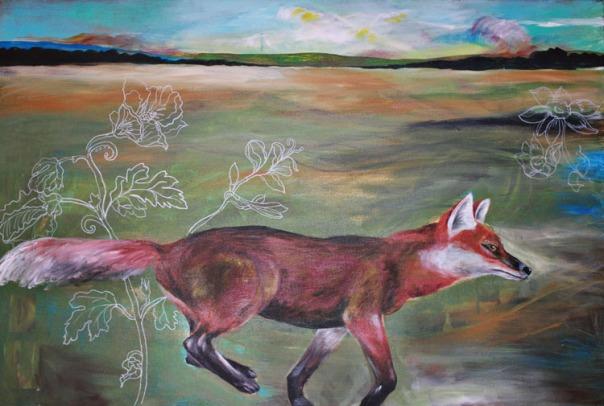 fox running 150