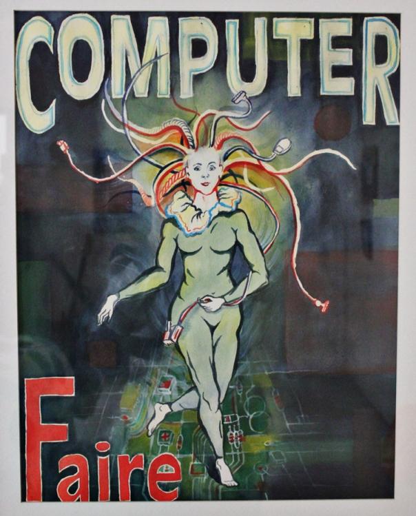 computer faire