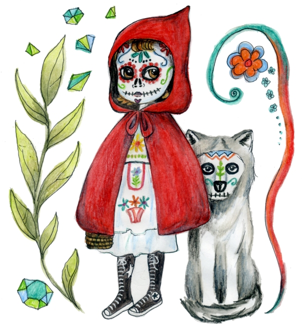 little red riding hood023