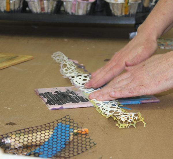 creating texture