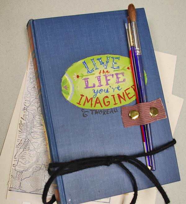 travel art book