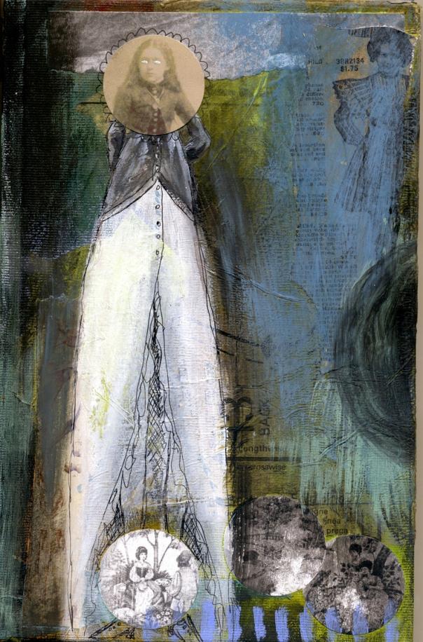 Victorian Death portrait web