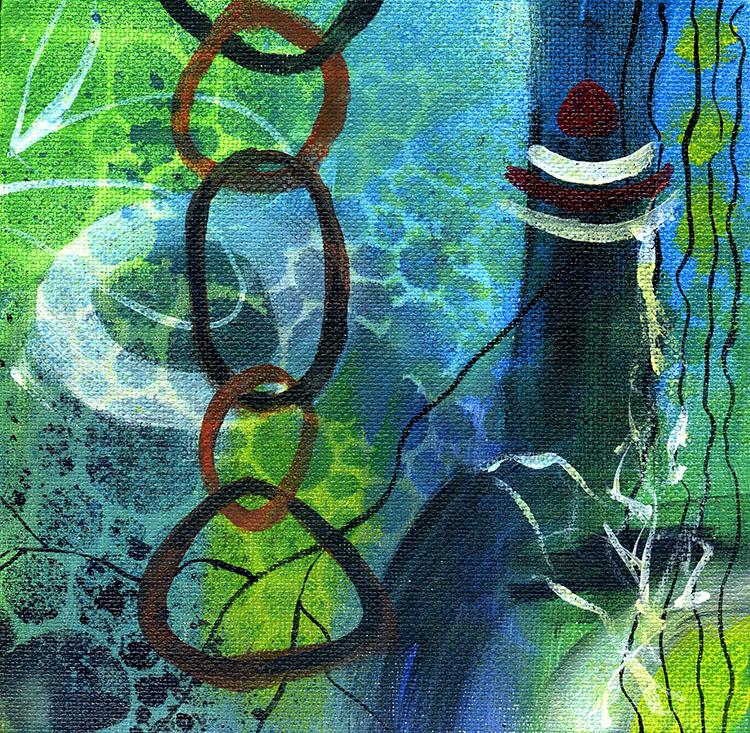 Murky River by Julie Flandorfer