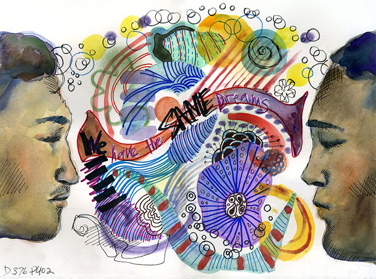Same Dreams by Julie Flandorfer