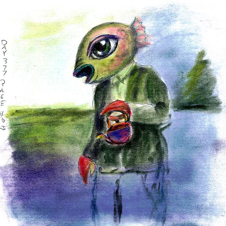 Art Expectations by Julie Flandorfer