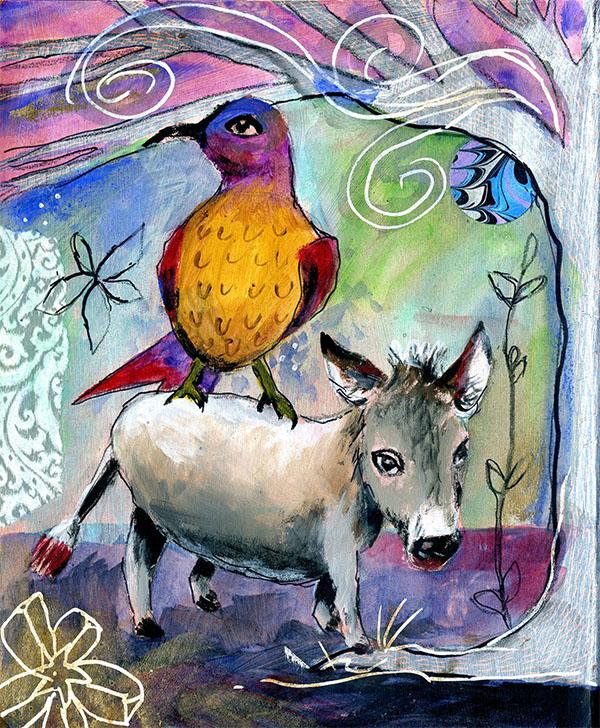 Windy Donkey & Lark